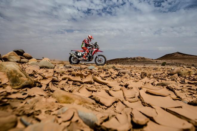 Na Marocké rally vede Goncalves