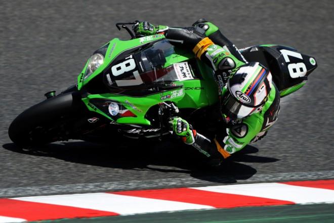 Haslam pojede finále japonského superbikového šampionátu v Suzuce