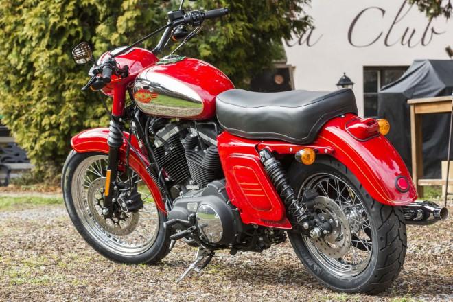Harley-Davidson zahajuje 3. roèník soutìže pøestaveb Battle of the Kings