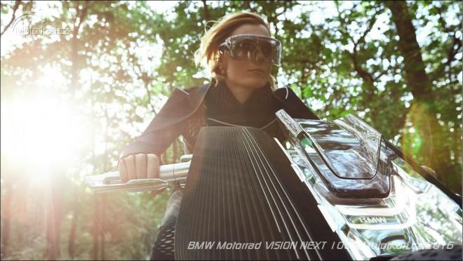 Vision Next 100: pohled do budoucnosti oèima BMW