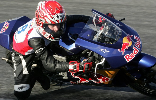 Výbìr nových jezdcù pro Red Bull Rookies Cup s tøemi Èechy