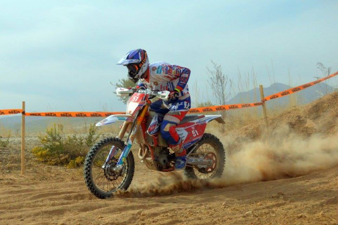 ISDE, 3. den: Èeský World Trophy Team zajel skvìle
