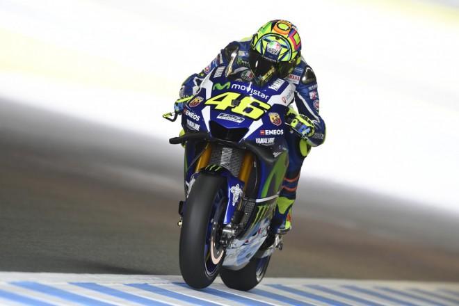 GP Japonska – Rossi získal tøetí pole position sezony