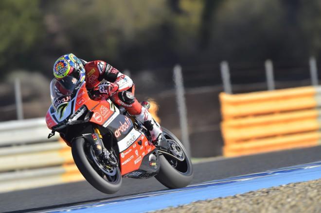 WSBK Jerez – Pole position vyhrál Sykes, první závod Davies