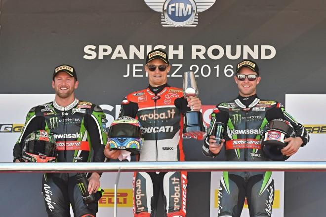 Ohlasy po prvn�m z�vodu WorldSBK v Jerezu