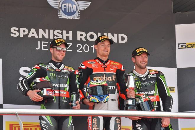 Ohlasy po druhém závodu SBK v Jerezu