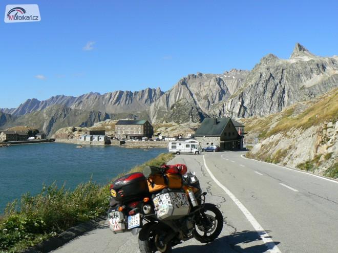 Pøes Dolomity, Stelvio a Pyreneje do Barcelony