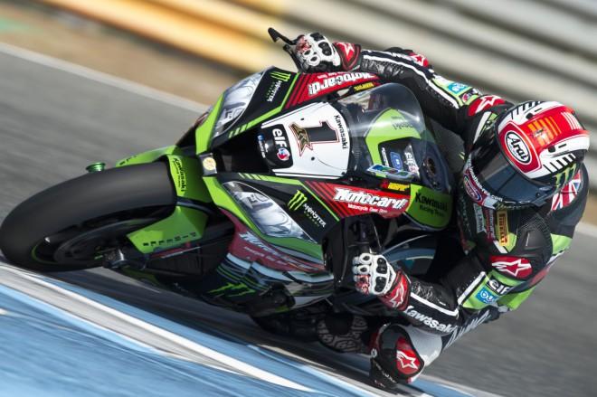 V ofici�ln� testu zajel v Jerezu nejrychleji Jonathan Rea