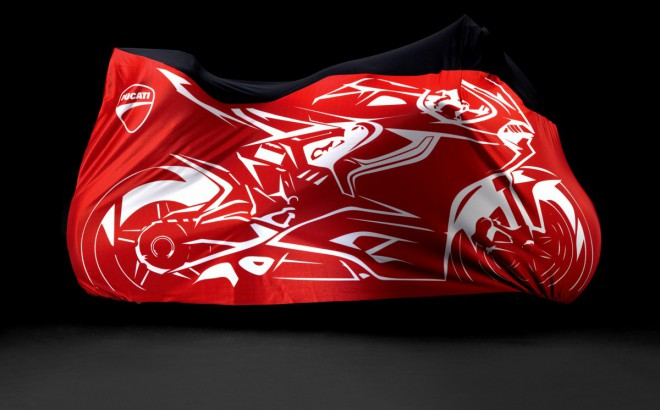 Ducati Projekt 1408: exkluzivní superbike z karbonu