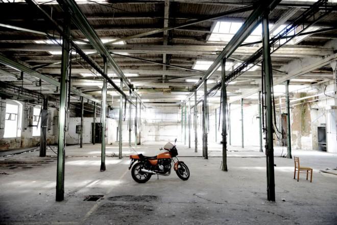 Výstava All Ride Moto Show zahájí provoz Továrny