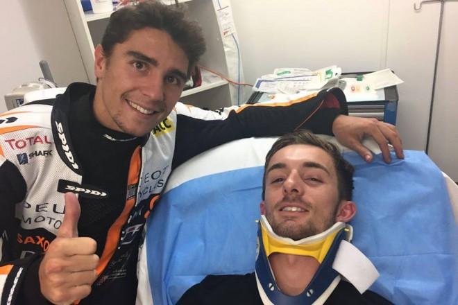 McPhee zùstává nadále v nemocnici v Melbourne
