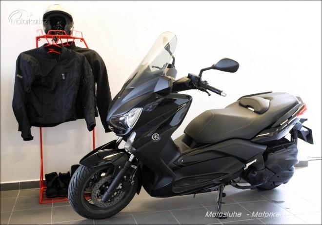 Motosluha se postará o vaší moto výbavu