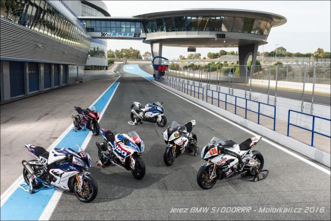 Exkluzivnì: Testovali jsme BMW S1000RR v závodních úpravách