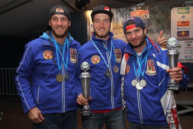 Èeši byli úspìšní také na evropském šampionátu v enduru