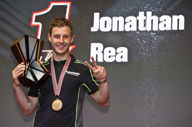 Jonathan Rea – Mistr svìta WorldSBK 2016
