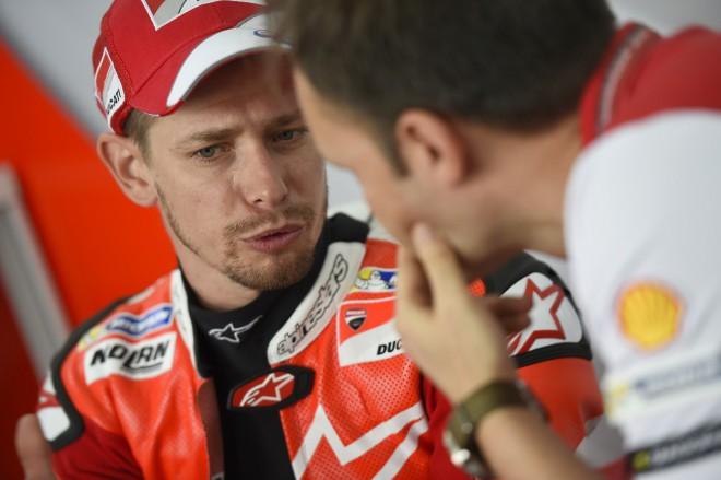 Je pouze na Stonerovi jakou roli u Ducati do budoucna sehraje