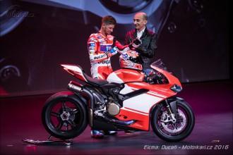 Ducati novinky: