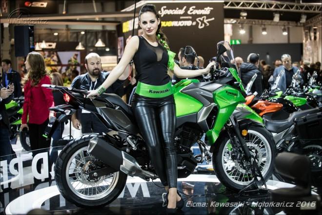 Kawasaki novinky: Versys-X 300, Z650 a Z900