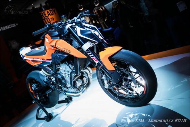 Eicma: KTM rozšiøuje rodinu modelù Duke