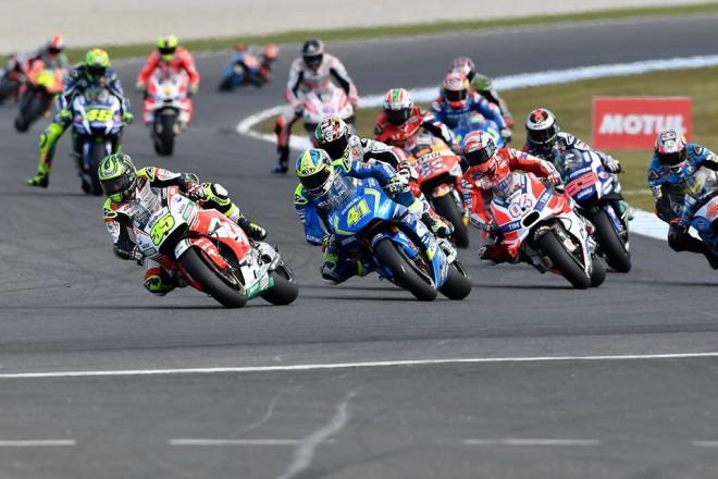 V seriálu Grand Prix už letos napoèítali pøes jeden tisíc pádù
