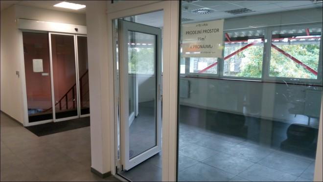 Nabídka podnikatelských prostor na Vrbovce