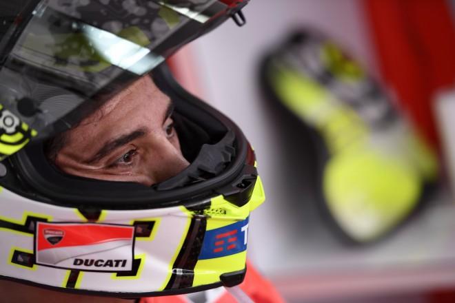 Iannoneho poslední závodní víkend s Ducati