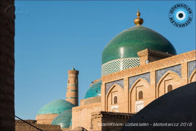 Uzbekistán, zemì hedvábné stezky