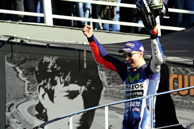 GP Valencie – Poslední závod sezony vyhrál Lorenzo, Kornfeil sedmý