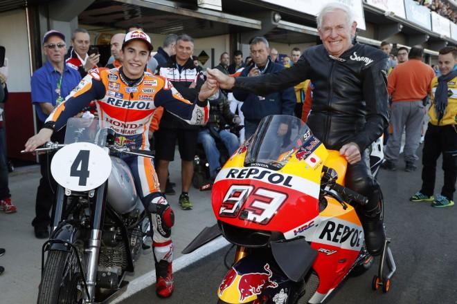 Pohár konstruktérù MotoGP 2016 získala Honda