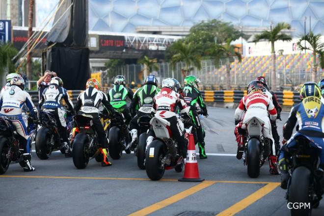 O víkendu je Macau Grand Prix s Markem Èerveným