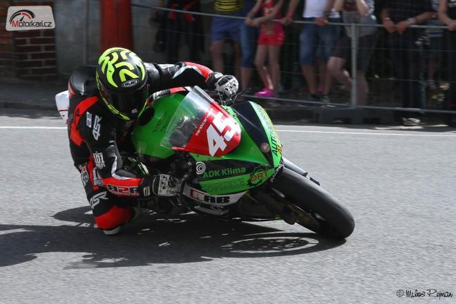 S Markem Èerveným pøed závodem Macau GP