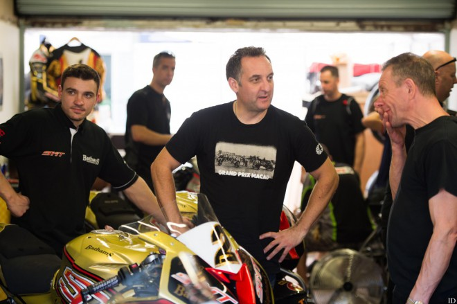 Macau GP 2016 – První trénink vyhrál Rutter, Èervený byl pìtadvacátý