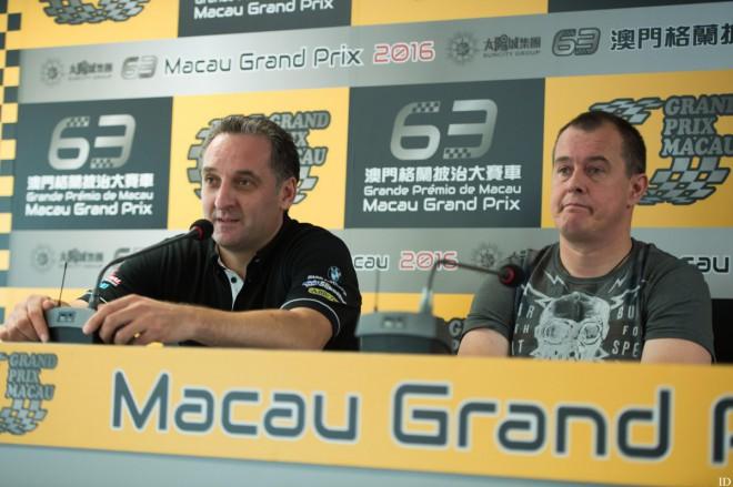 Macau GP 2016 – Provizorní pole position má Rutter