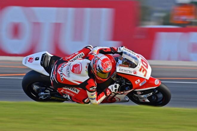 V Jerezu byl nejrychlejší Nakagami s Di Giannantoniem