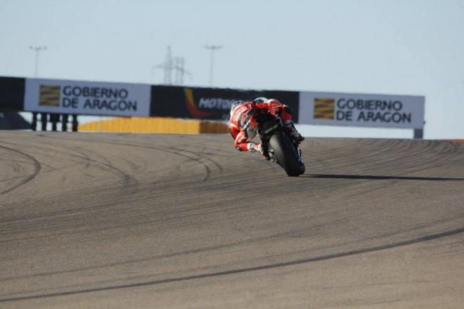 První testy Ducati s Daviesem a Melandrim