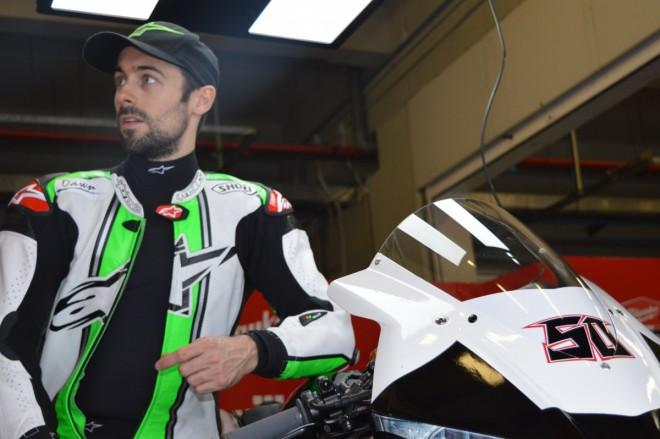 První test Aprilie na mokré dráze Jerezu