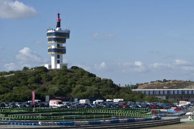 V Jerezu testovaly týmy MotoGP a WSBK
