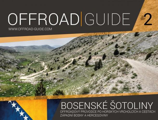 Offroad Guide 2: Bosenské šotoliny