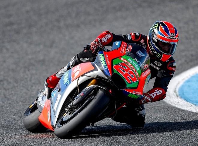 Po testech v Jerezu Aprilie pøipravuje RS-GP pro Sepang