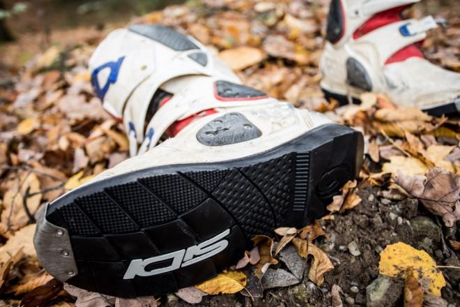 Jak vymìnit podrážky motokrosových bot