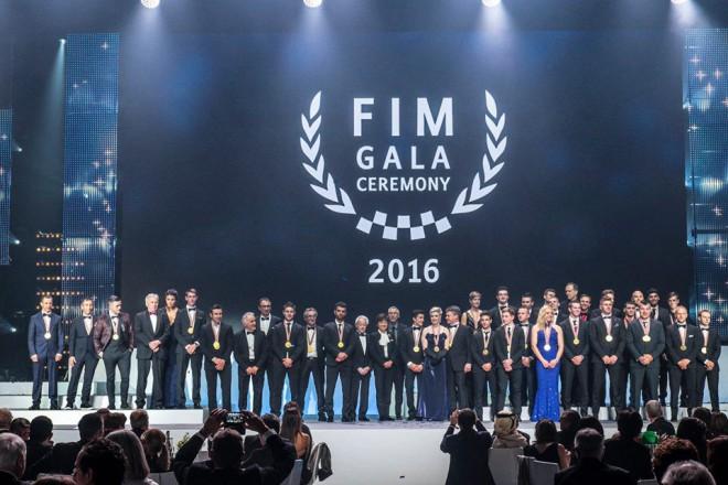 V Berlínì FIM ocenila nejlepší motocyklisty roku