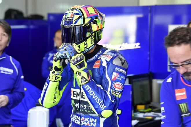 Yamaha testovala na dráze Sepangu