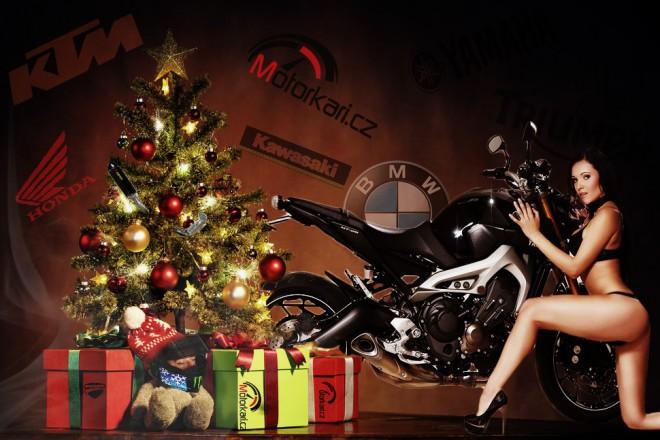 Vybírejte: víc než 100 tipù na vánoèní dárky pro motorkáøe