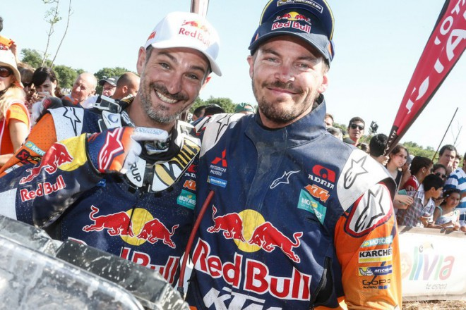 Dakar 2017: KTM s Toby Pricem i mexickým nováèkem