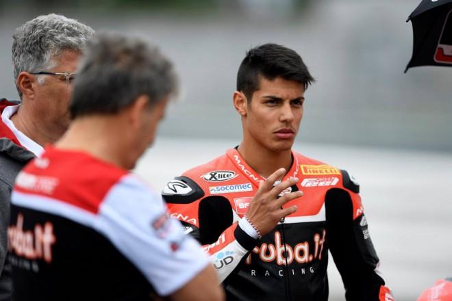 S týmem Aruba.it Racing – Junior pojede Jones a Rinaldi
