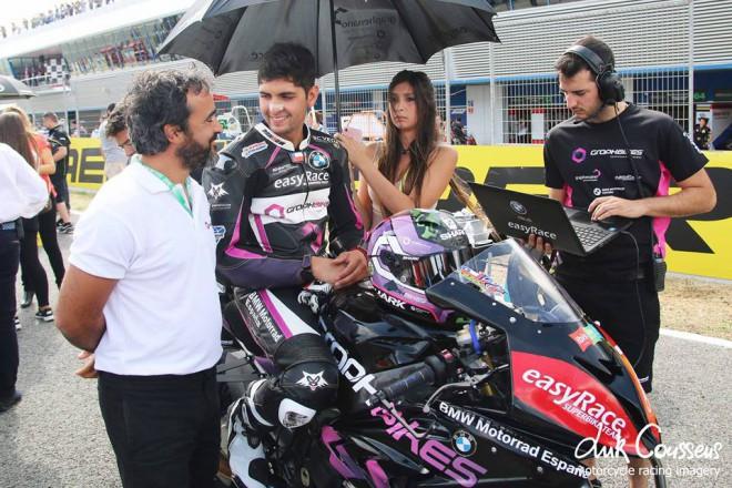 Nuova M2 Racing s Scheibem a Vitalim