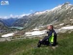 Alpské jezírkov