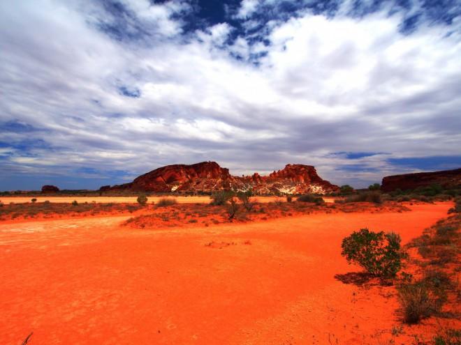 Jawa kolem svìta II. - Rudé je srdce Austrálie