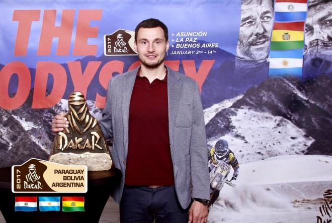On-line rozhovor s Ondrou Klymèiwem