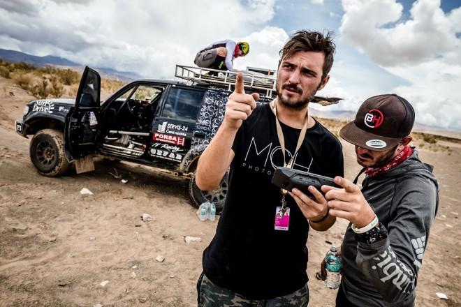 Marian Chytka: Byl to nejhorší Dakar, jaký jsem kdy zažil